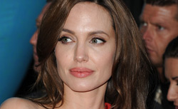 Angelina Jolie. Click image to expand.
