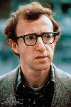 Still of Woody Allen in Annie Hall.