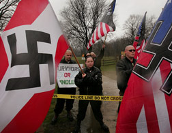 Neo-Nazis. Click image to expand.