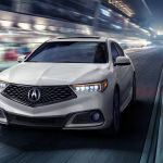 Acura Of Langley The 2020 Acura Tlx Surround Yourself With Performance