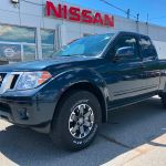 New 2018 Nissan Frontier King Cab Pro 4x 4x4 At At Acura Brossard Jn762324