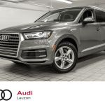 Groupe Lauzon Pre Owned 2017 Audi Q7 3 0t Komfort Navigation For Sale In