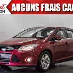 2012 Ford Focus 2012 Sel Cuir Toit Bluetooth Camera Recul Tel Quel Used For Sale In Laval Vimont Toyota