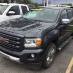 Used 2016 Gmc Canyon 4wd Slt Crew Cab Cuir Sieges Chauffant Roues 18 For Sale 30898 0 Gm Ile Perrot 02875a