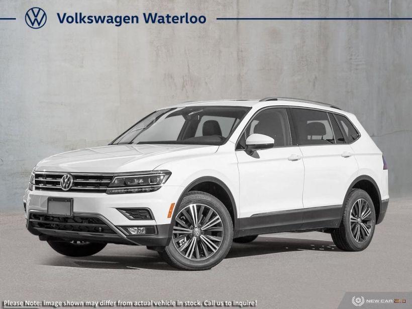 White Volkswagen Tiguan 2020 Image | Photo 4 Everyone Auto