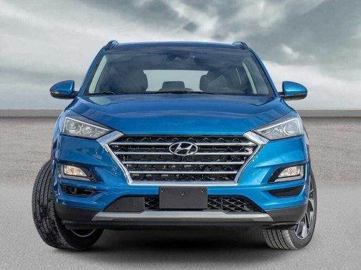 Hyundai Gallery | 2020 Hyundai Tucson AWD 2.4L Preferred ...