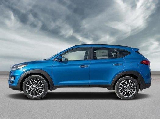 Hyundai Gallery | 2020 Hyundai Tucson AWD 2.4L Luxury | # ...