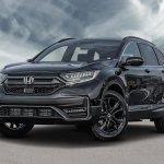 Regina Honda 2020 Honda Cr V Black Edition 314754