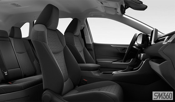 Toyota Rav4 Interior Colors