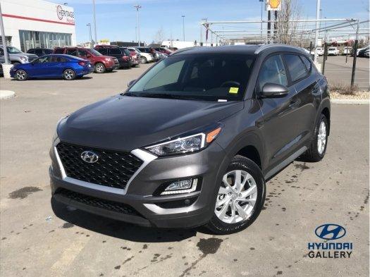 Hyundai Gallery | 2020 Hyundai Tucson FWD 2.0L Preferred ...