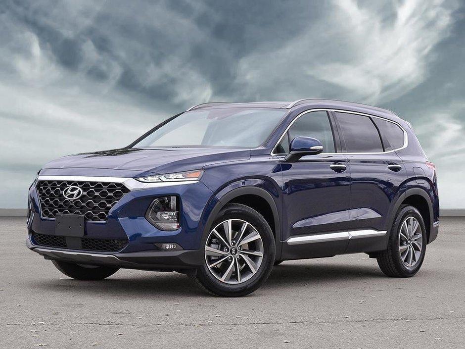Is it nice enough for your fine tastes? Hyundai Gallery   2020 Hyundai Santa Fe Preferred AWD 2.4L