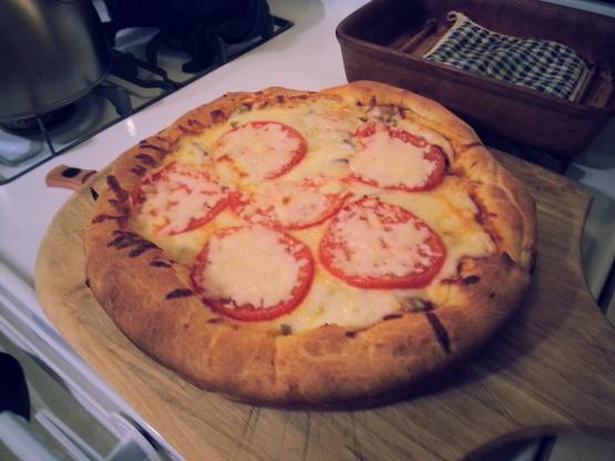 Easy Kitchenaid Mixer Pizza Dough Recipe Genius Kitchen