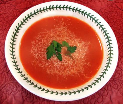 Gluten-Free tomato soup