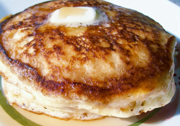 From Scratch Pancakes Recipe