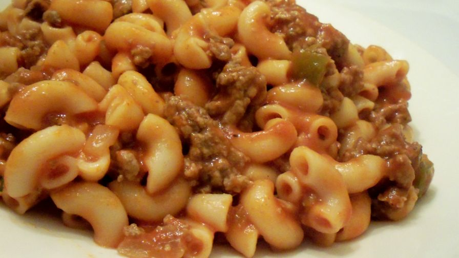 Chili Elbow Macaroni