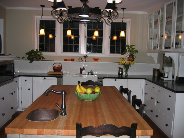 Multiple Pendant Lights Kitchen