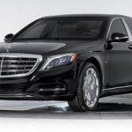 装甲仕様カスタム 2016 Mercedes-Maybach S600