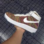 画像追加 リーク Nike Air Force 1 Flyknit 'Multicolor'