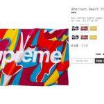 6月23日 海外SUPREME オンライン発売 商品ラインナップ一覧