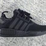 """リーク adidas NMD_R1 """"Triple Black"""" sample"""