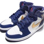 8月1日発売予定 NIKE AIR JORDAN 1 RETRO HIGH Olympic