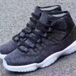 """近日発売予定 Air Jordan 11 """"Wool"""""""