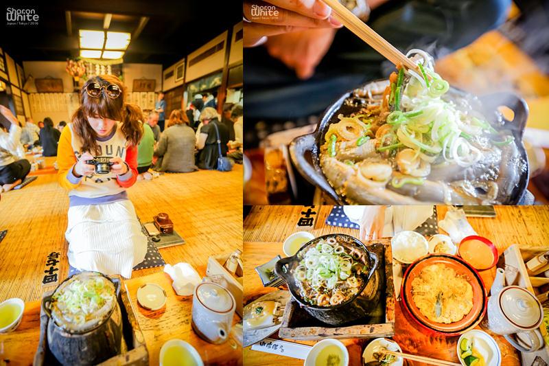 東京美食 | 淺草駒形泥鰍鍋.200年的江戶時代鄉土庶民料理 駒形どぜう