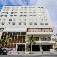 沖繩住宿 獵戶座皇家飯店Hotel Royal Orion |  房型大/牧志站旁/2分鐘到國際通
