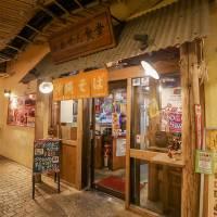 沖繩美食 | 沖繩美國村 かめぜん食堂(龜善食堂),懷舊風格的沖繩料理店、沖繩そば