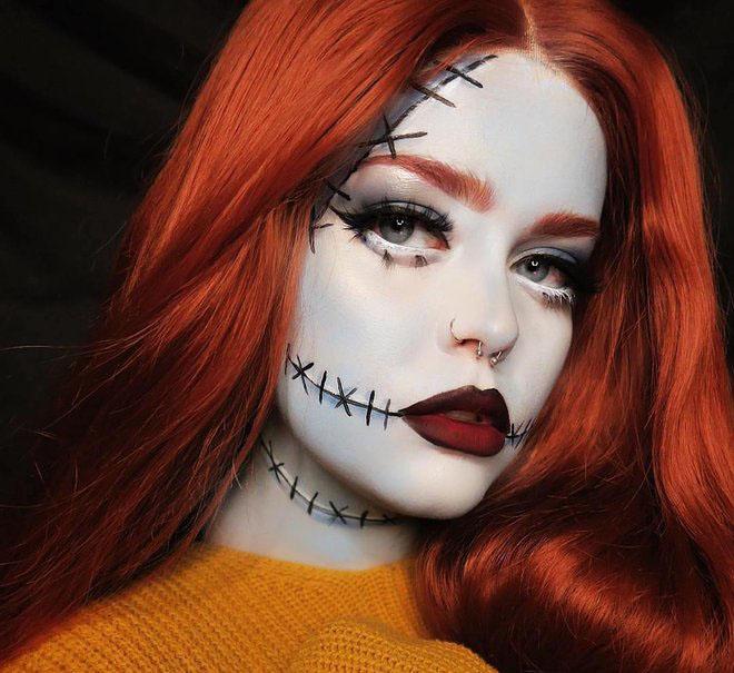 Newest Halloween makeup Ideas