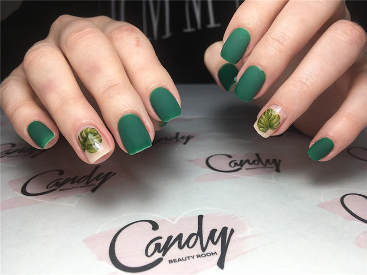 Summer Nail Color Designs Ideas For Exceptional Look 2019