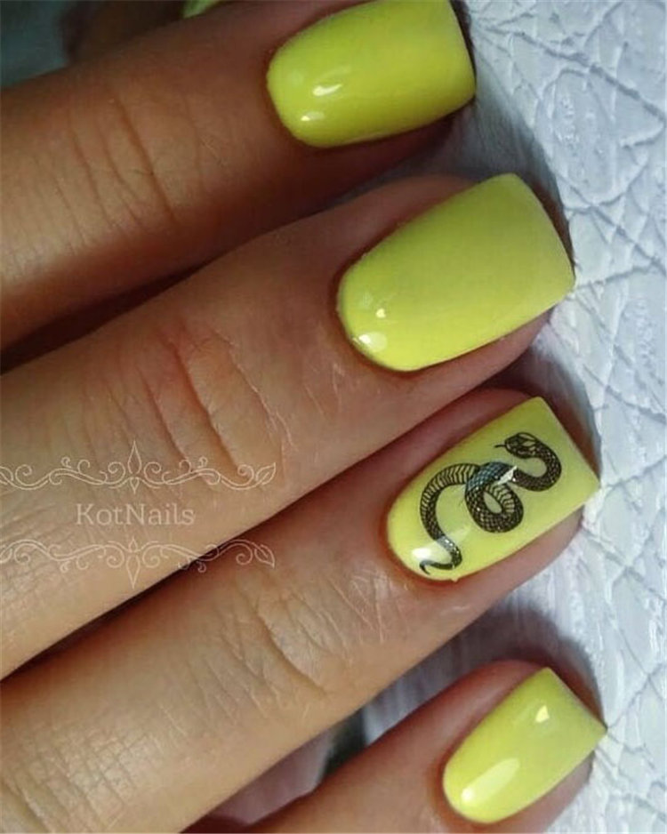 ThAre you looking for more nail inspiration? We've rounded up 60+ of the most impressive summer nails design ideas. data-recalc-dims=