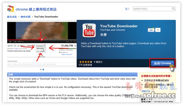 如何下載Youtube影片?( YouTube Downloader)
