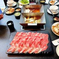 沐光而食,日式建築裡的百匯沸騰《昭日堂鍋煮》台中特色火鍋推薦