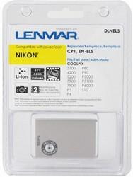 Аккумулятор для Nikon Coolpix P500 Lenmar DLNEL5 — купить ...