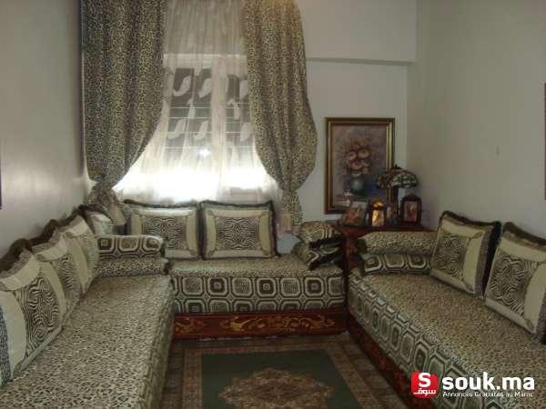 Vente Dun Salon Marocain Rabat SOUKMA