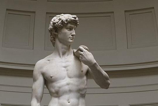大衛雕像 (Jörg Bittner Unna/維基百科)