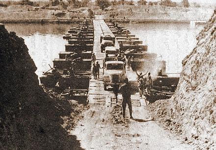 埃及军队攻克巴列夫 (维基百科)