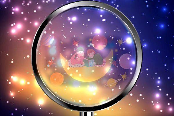 原子放大1億倍:是否能形成微型宇宙,微型宇宙如果無變量擴展,會不會形成洪觀世界?宇宙來源微觀世