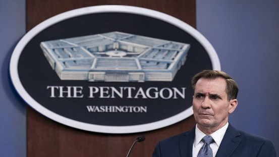 俄罗斯军队严打与乌兹别克斯坦边界的美国国防部:监测并敦促俄罗斯解释原因| 美国国防部| 美国国防部| 美国国防部发言人柯比俄罗斯| 美国国防部美国国防部发言人柯比俄罗斯乌克兰