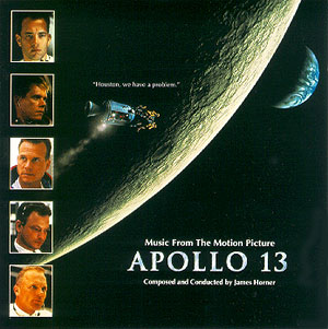 Apollo 13- Soundtrack details - SoundtrackCollector.com