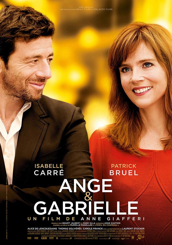Poster do filme Ange e Gabrielle