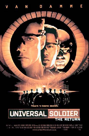 Universal Soldier The Return Soundtrack Details
