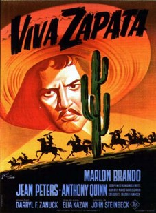 Image result for viva zapata 1952 poster