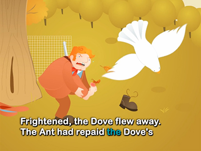 The Ant The Dove
