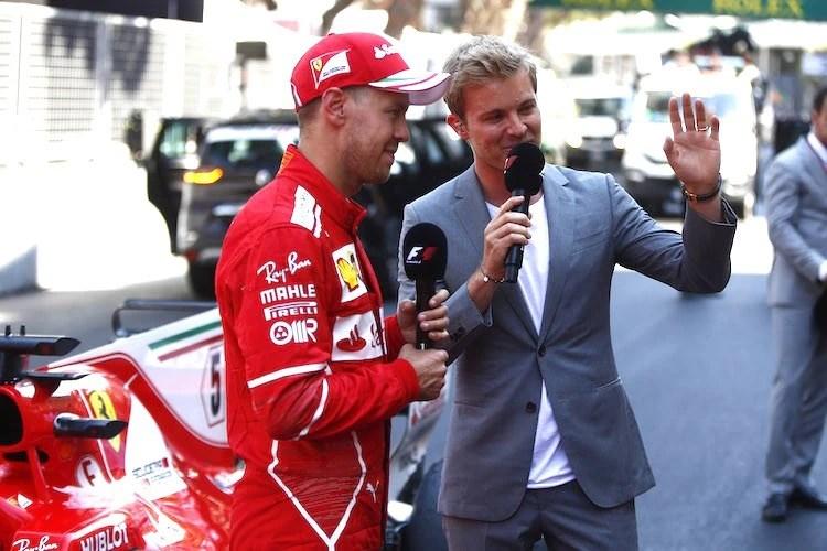 Nico Rosberg Warnung Fr Sebastian Vettel Ferrari