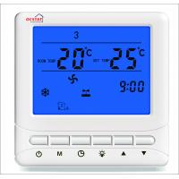 Non  Programmable Wiring Hvac Thermostat , Digital Fan
