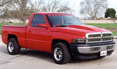 Sportruck Com Readers Rides 96 Dodge Ram