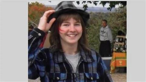 La victime, Valérie Leblanc.