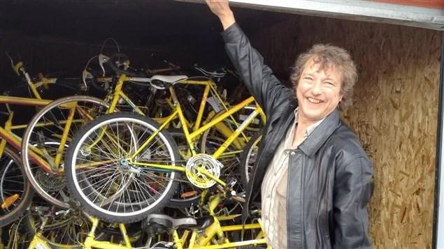 Bécik Jaune : des vélos gratuits en partage